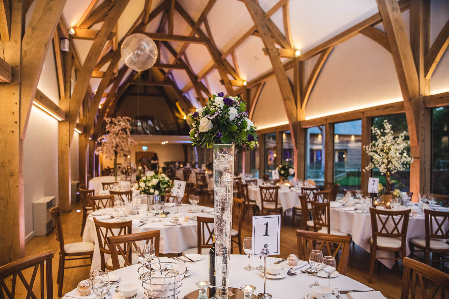 What's Included in the Venue Hire Price at The Mill Barns